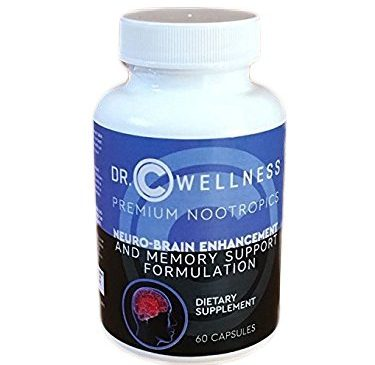 Memory Booster, Focus, Clarity and Energy Supplement, Brain Booster, 60 Capsules