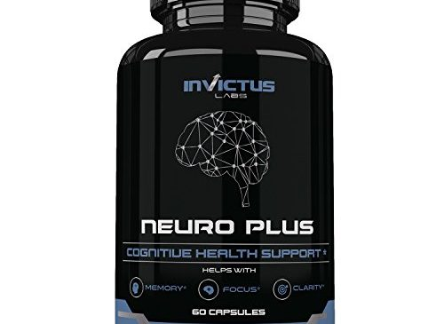Natural Brain Supplement (60 Caplets) – Clarity, Memory & Focus Booster – Nootropic Scientifically Formulated for Optimal Mental Performance – Cognitive Function & Memory Skill Enhancer