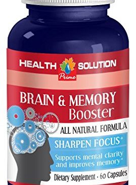 L-carnitine liquid – BRAIN AND MEMORY BOOSTER – help build healthy brain cell membranes (1 bottle)
